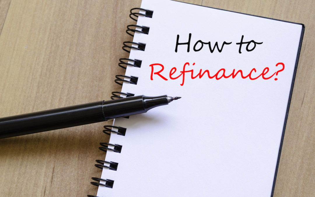 How to refinance when property is in a trust